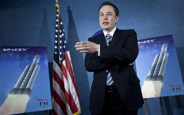 Elon Musk's next big project could be supersonic jet