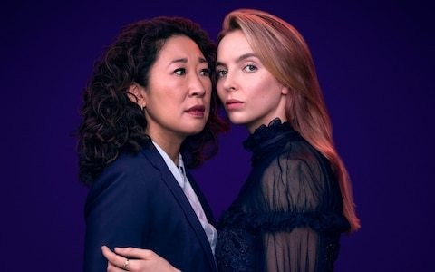 Killing Eve accused of 'queerbaiting' after Sandra Oh denies on-screen lesbian relationship