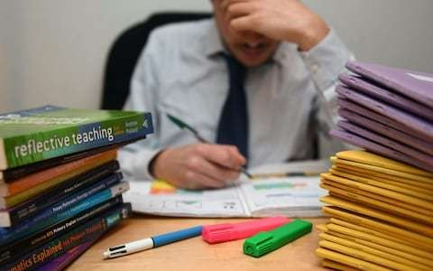 Teachers' working hours have not changed for 25 years, major new study finds