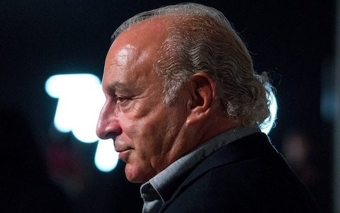 Sir Philip Green assault trial in US dropped after 'deal'