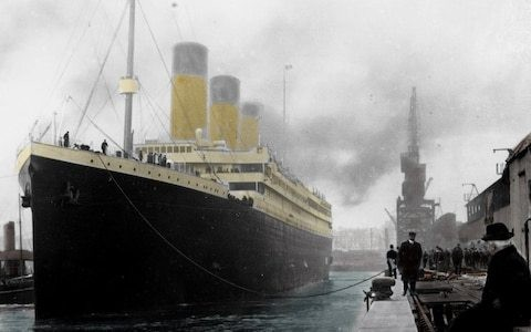 The sinking of the Titanic – seen through the eyes of six passengers