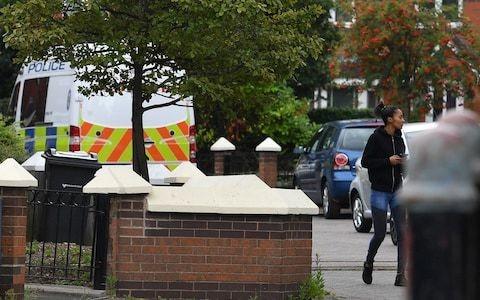 Mother arrested after child found 'dead in caravan'