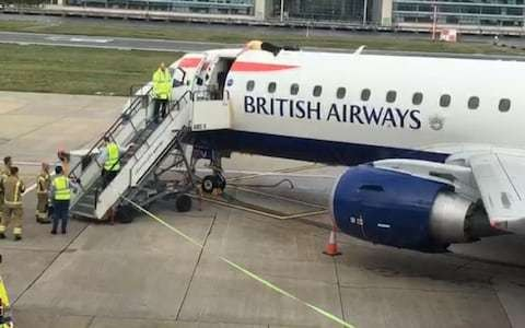 British Airways pilots forced to wear oxygen masks as plane suffers five 'fume events' in seven weeks