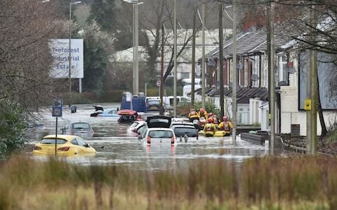 Defeatist officials need to stop hiding behind climate change and take action on floods