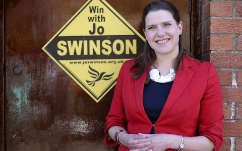 Jo Swinson and Ed Davey to battle for Lib Dem leadership as party aims to build on European election gains