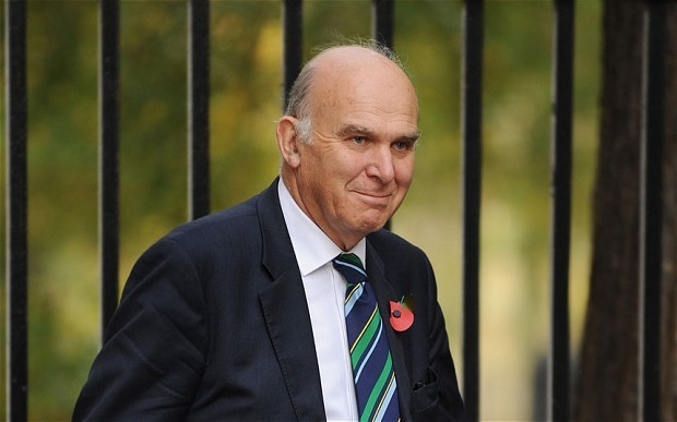 Vince Cable sets target on the 'darker side' of capitalism