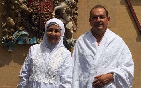 British ambassador to Saudi Arabia completes Hajj pilgrimage after converting to Islam