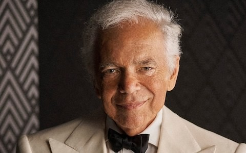 Ralph Lauren: 'I never thought of myself as a fashion designer. It was more about values'