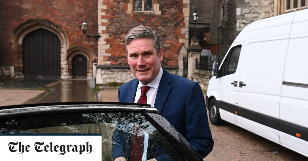 Bike crash confusion as police say they have 'no record' of Sir Keir Starmer speaking to an officer before leaving the scene