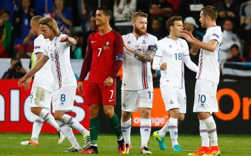 Euro 2016's minnows are thinking big to punch above their weight in France