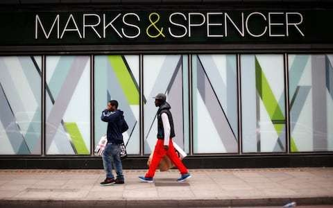 Marks & Spencer to fall out of the FTSE 100: how to profit from fallen angels