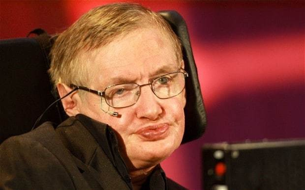Stephen Hawking cancels Reith Lectures over ill health