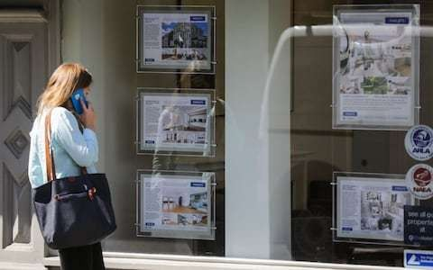 Would-be buyers put off by Brexit, but 'some optimism' returns to housing market