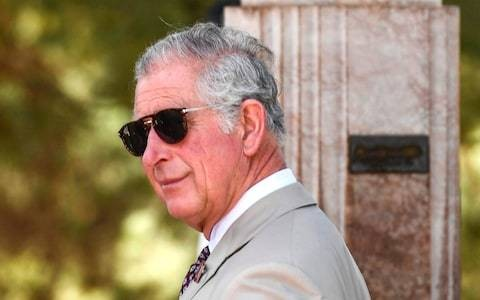 Revealed: Prince Charles to walk Meghan Markle down the aisle