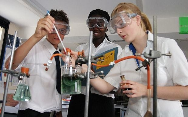 Children are captivated by science but teachers fail them, says Sir Martin Rees