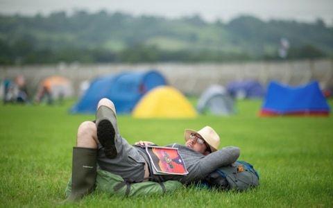 Share your Glastonbury Festival memories