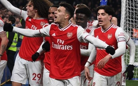 The rise of Gabriel Martinelli: How Arsenal's teenage Brazilian burst from the shadows to light up their season