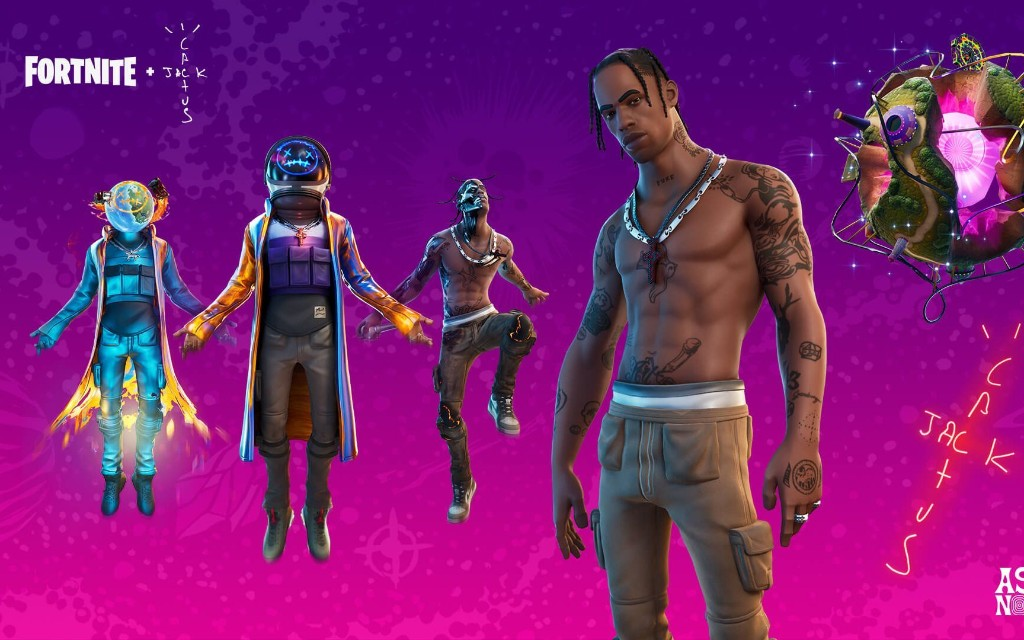 Travis Scott to play concert inside Fortnite: Here's everything you need to know