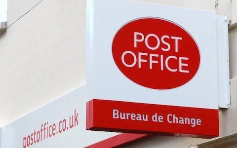 Post Office to pay £58m to postmasters it accused of theft