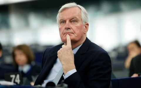 Barnier was a total failure in his role as chief Brexit negotiator, and we can expect the same on trade
