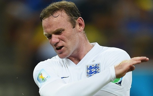 Wayne Rooney 'always struck me as such an angry young man,' says Rio Ferdinand