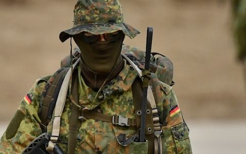 German soldiers offered free travel in uniform to 'boost army visibility'