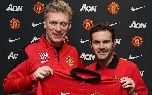 Juan Mata arrival sparks David Moyes's Bundesliga transfer tour to transform struggling Manchester United