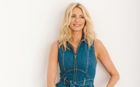 Tess Daly: 'I'm bloody proud to be 50. I appreciate every single thing I've got'