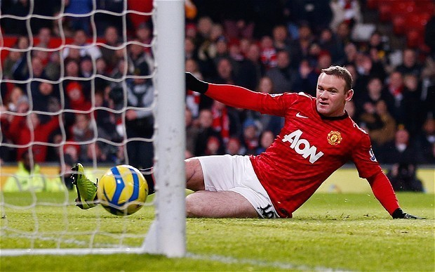 Wayne Rooney trains with Manchester United's reserves at his own request as he looks to regain fitness