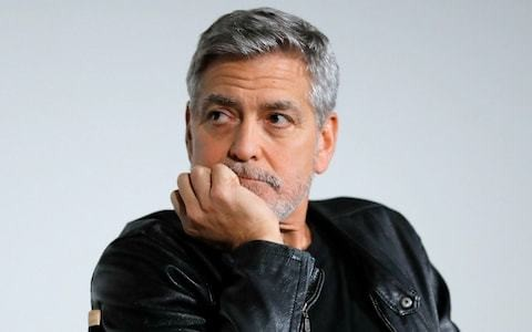 George Clooney: 'Hollywood is no longer making the type of films I want to star in'