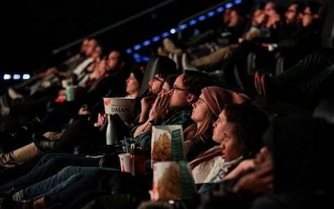 The surprising (physical and mental) health benefits of a trip to the cinema