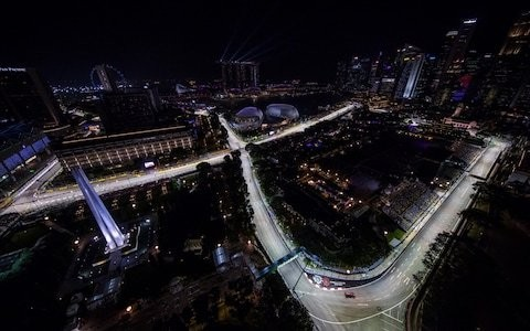 Singapore Grand Prix 2019: What time does the F1 race start, what TV channel is it on and what are the latest odds?