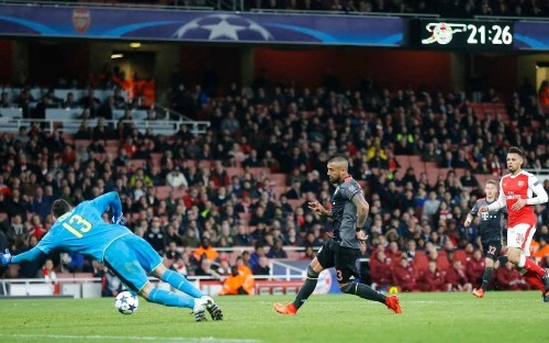Arsenal 1 Bayern Munich 5 (2-10 on aggregate): Gunners thrashed in humilating Champions League exit