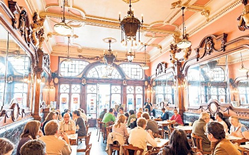 The 50 greatest cafés on Earth