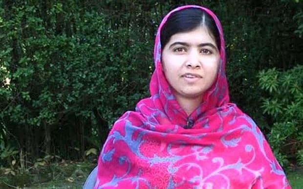 Malala Yousafzai donates prize money to rebuild schools in Gaza damaged by Israeli shelling