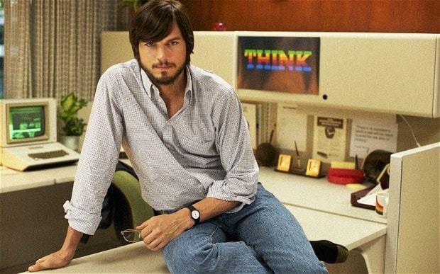 Ashton Kutcher in new row over Steve Jobs film