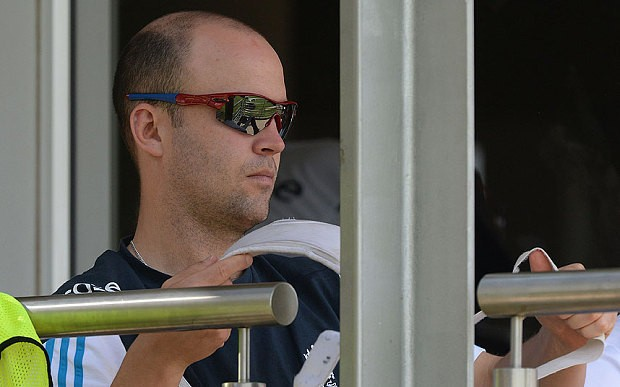 Jonathan Trott could open batting for England against West Indies, says Michael Vaughan