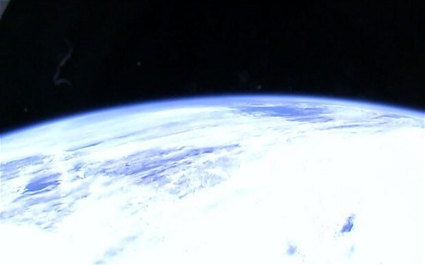 Tune in to HD Livestream of earth from space