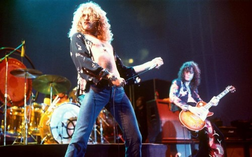 Jimmy Page: 'Led Zeppelin isn't done yet'