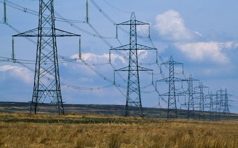 Investors 'increasingly concerned' over Labour power grab, says National Grid chief
