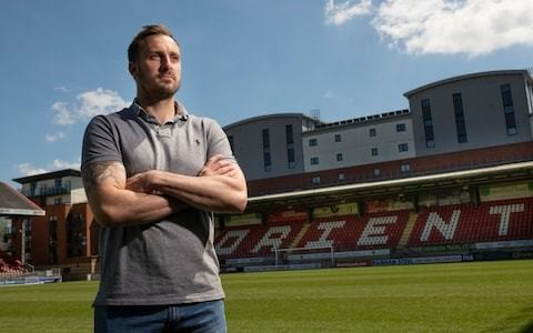 Why Dean Brill embodies Leyton Orient's rise from the ashes: 'Imagine if we can now be a double-winning team'