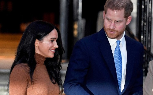 Duke and Duchess of Sussex to make final tour as working royals