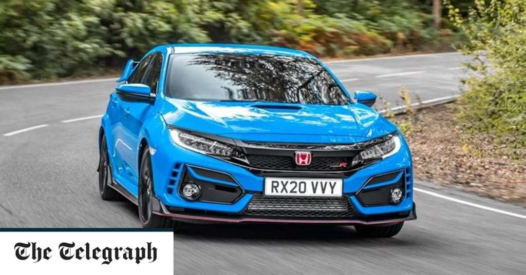 Honda Civic Type R GT review: still the hottest of hot hatchbacks despite stellar competition
