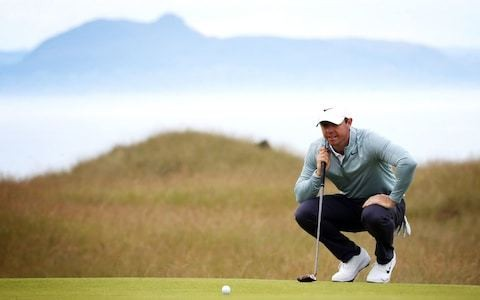 Rory McIlroy sets sights on Royal Portrush glory after solid preparation at Scottish Open