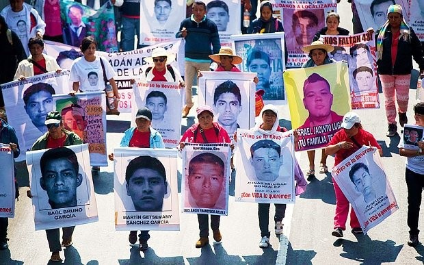 Cartel member arrested over disappearance of 43 Mexican students