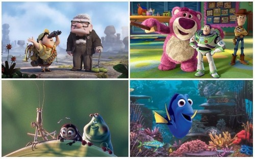 All 21 Pixar movies, ranked from worst to best