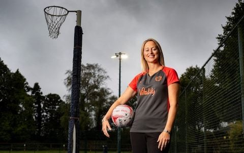 Exclusive interview: England Netball head coach Jess Thirlby on replacing Tracey Neville and why chocolate will be key to a happy household