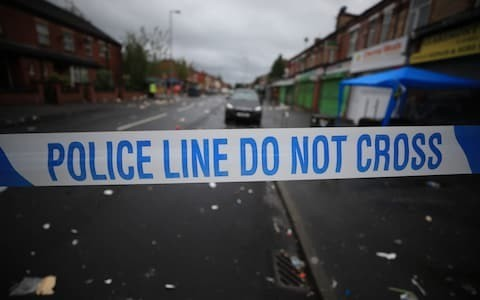 Boy, 12, arrested on suspicion of homophobic assault after knife attack on men in Liverpool