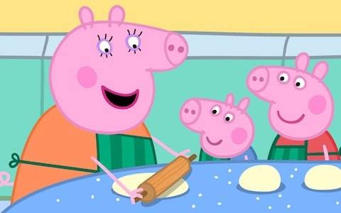 Hot to trot: Multibillion-pound sale of Peppa Pig shows kids' cartoons are big business