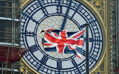 Boris Johnson to project clock face onto walls of Number 10 on Brexit night after failing to get Big Ben to bong